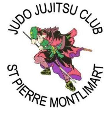 Logo JUDO CLUB ST PIERRE MONTLIMART